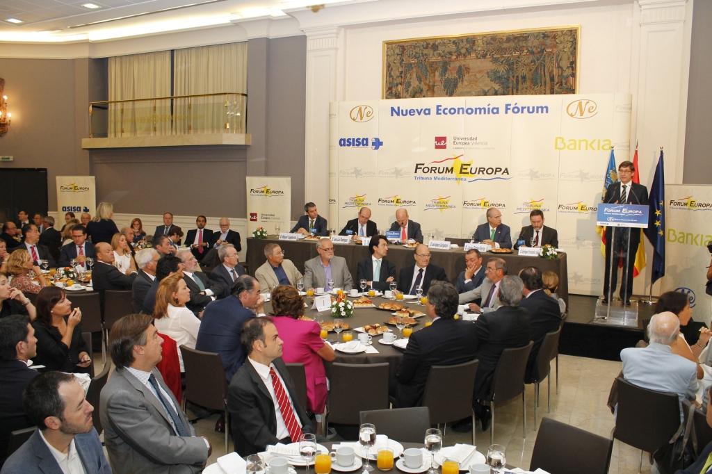 Bubo Media - Acto de Nueva Economía Forum 2