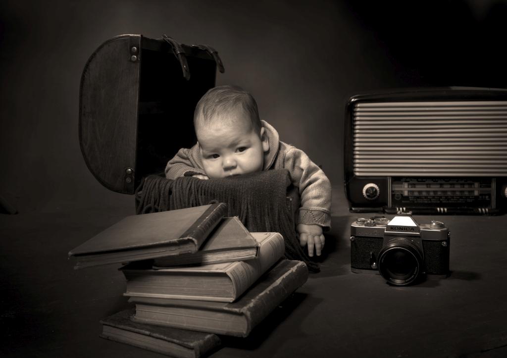 Fotografía de niños 7