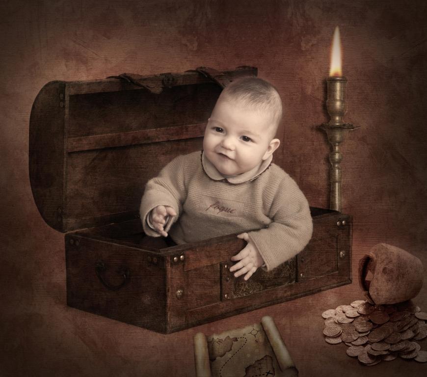 Fotografía de niños 9