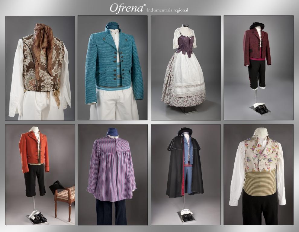 Fotografía para catálogo de producto (indumentaria valenciana)